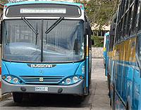 Transport Board Bus