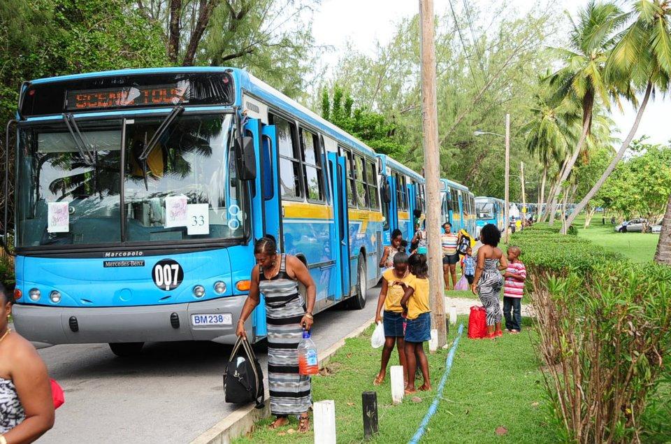 Island Tours Transport Board - Barbados tours